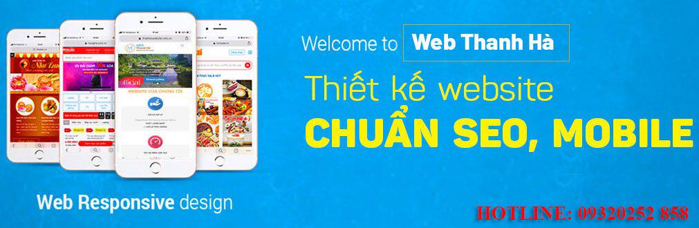 Thiết kế website tại Ninh Bình – Giá chỉ với1tr750